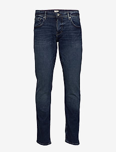 Pants denim - slim jeans - blue dark wash