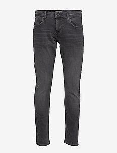 Pants denim - slim jeans - black medium wash