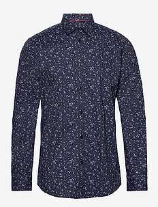 Shirts woven - casual - navy 4