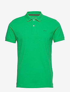 Polo shirts - short-sleeved polos - green