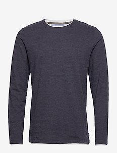 T-Shirts - basic t-shirts - navy 5