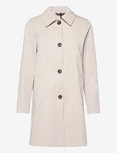 Coats woven - manteaux legères - cream beige