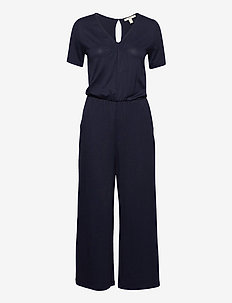 Overalls knitted - kleding - navy
