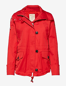 Jackets outdoor woven - parka coats - red
