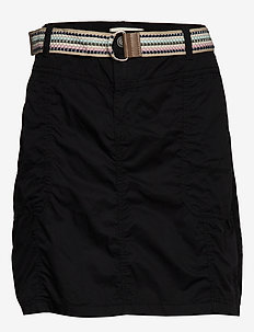 Skirts woven - short skirts - black