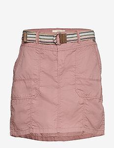 Skirts woven - korte nederdele - old pink