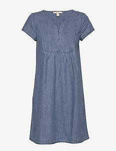 Dresses denim - jeanskleider - blue light wash