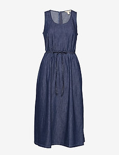 Dresses denim - blue rinse