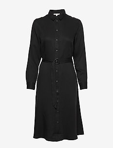 Dresses light woven - shirt dresses - black 3