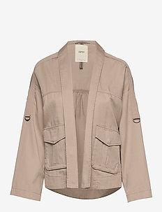 Jackets indoor woven - tunna jackor - beige