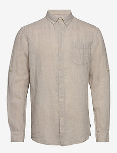Shirts woven - basic skjorter - taupe 5
