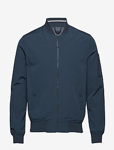 Jackets outdoor woven - PETROL BLUE