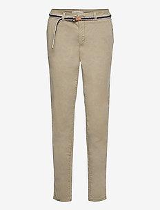 Pants woven - chinos - pale khaki