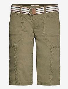 Shorts woven - bermudas - khaki green