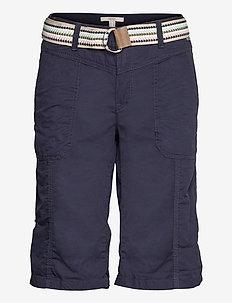 Shorts woven - bermudas - navy