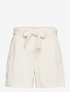 Shorts woven - paper bag shorts - ice