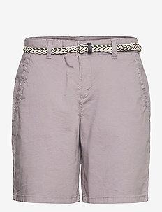 Shorts woven - chino shorts - light grey