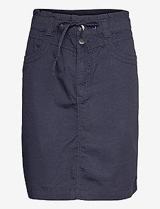 Skirts woven - korte nederdele - navy