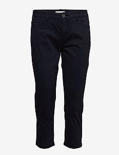 Pants woven - pantalons casual - navy