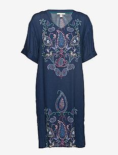 Dresses light woven - korte kjoler - navy
