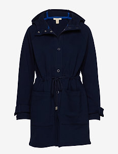 Jackets indoor knitted - NAVY