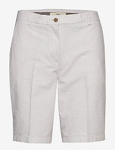 Shorts woven - chino shorts - sand