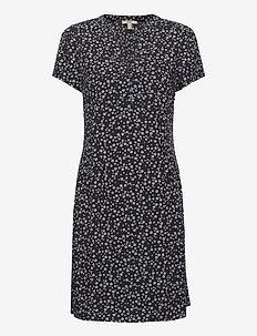 Dresses light woven - midi jurken - navy 4