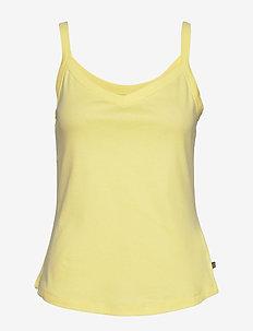 T-Shirts - Ærmeløse toppe - lime yellow 4