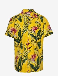 Shirts woven - basic overhemden - light yellow 4