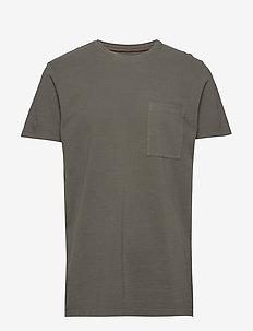 T-Shirts - basic t-shirts - dark khaki 2
