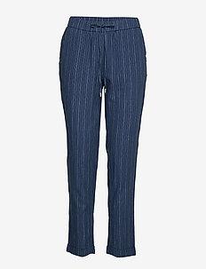 Pants woven - casual bukser - navy