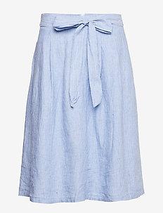 Skirts light woven - BRIGHT BLUE