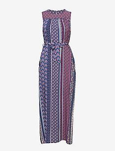 Dresses light woven - maxikjoler - navy