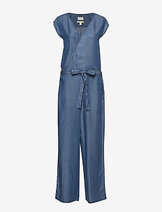 Overalls denim - BLUE MEDIUM WASH