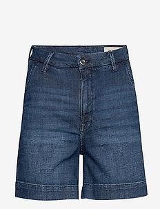 Shorts denim - short en jeans - blue dark wash