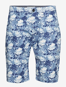 Shorts woven - DARK BLUE