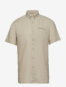 Shirts woven - TAUPE