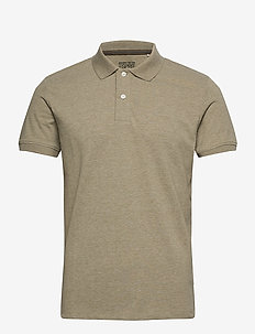 Polo shirts - short-sleeved polos - olive 5