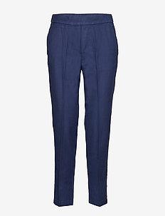 Pants woven - INK
