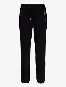 Pants woven - sweatpants - black