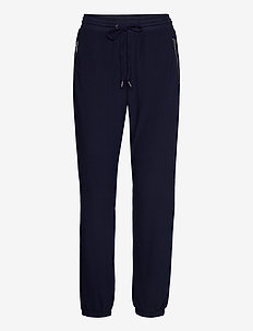 Pants woven - sweatpants - navy