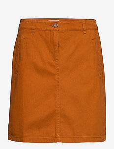 Skirts woven - jupes courtes - rust brown
