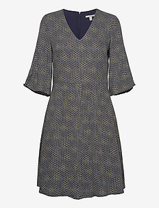 Dresses light woven - robes courtes - navy 4
