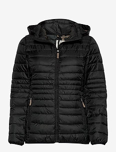 Jackets outdoor woven - gewatteerde jassen - black