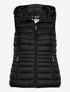 Vests outdoor woven - vester - black