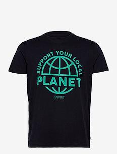 T-Shirts - t-shirts à manches courtes - navy