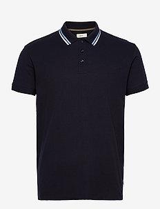 Polo shirts - t-shirts basiques - navy