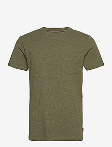 T-Shirts - basic t-shirts - light khaki 5