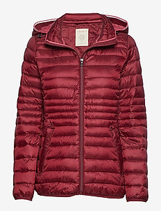 Jackets outdoor woven - DARK RED