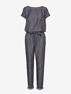 Overalls denim - GREY MEDIUM WASH